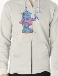 I was going to say something cute and witty...  Zipped Hoodie