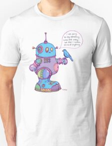 I was going to say something cute and witty...  Unisex T-Shirt