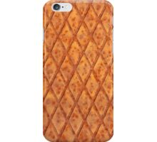 Weathered Rusty Old Metal Texture iPhone Case/Skin