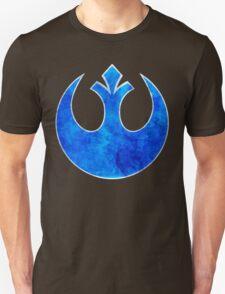 Rebel Alliance blue starbird T-Shirt