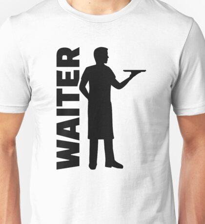 Waiter Unisex T-Shirt