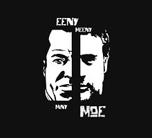 The two faces of Negan Unisex T-Shirt