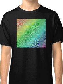 Abstract in Color Classic T-Shirt