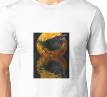 Raven of the moon Unisex T-Shirt