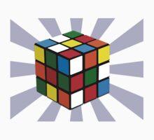 Puzzle Cube Kids Tee