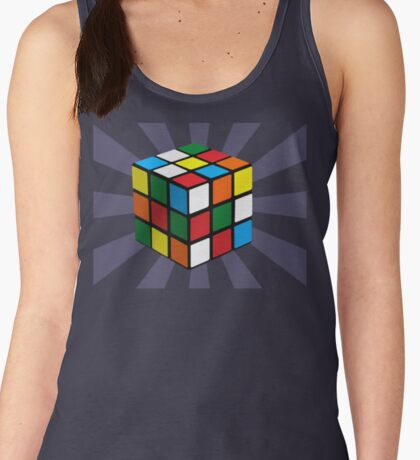 Puzzle Cube Women's Tank Top