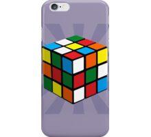 Puzzle Cube iPhone Case/Skin