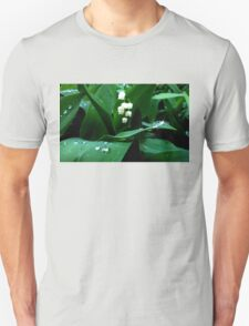Lily of the Valley.  T-Shirt