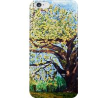 1776 - 1976 Victory Tree iPhone Case/Skin