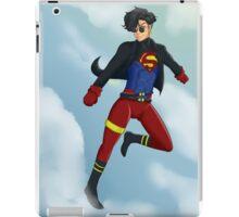 90s Superboy iPad Case/Skin
