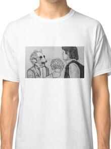 Han and Greedo (alternative greeting) Classic T-Shirt
