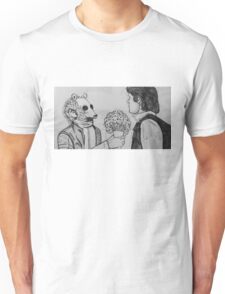 Han and Greedo (alternative greeting) Unisex T-Shirt