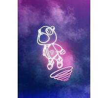 GRADUATION BEAR Photographic Print