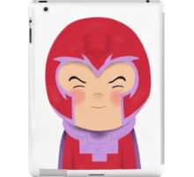 X-Men Animated Series Magneto iPad Case/Skin