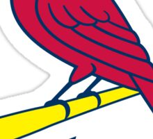 St. Louis Cardinals Sticker