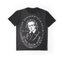 Jacob Grimm Graphic T-Shirt