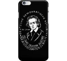 Jacob Grimm iPhone Case/Skin