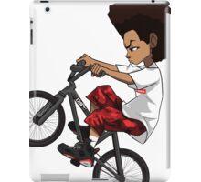 Hood Street Bike iPad Case/Skin