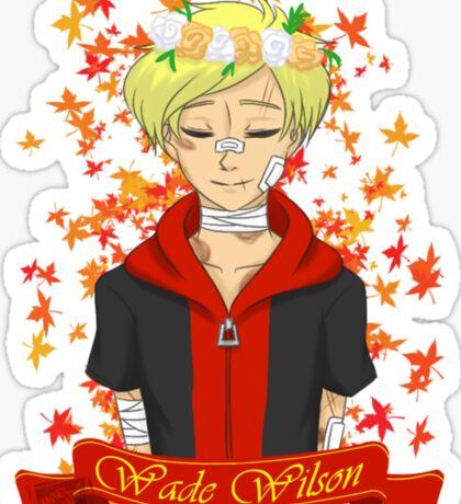 Teen Wilson Sticker