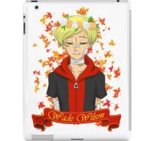 Teen Wilson iPad Case/Skin