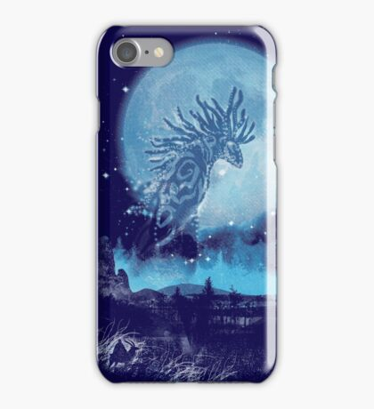 night walkers iPhone Case/Skin