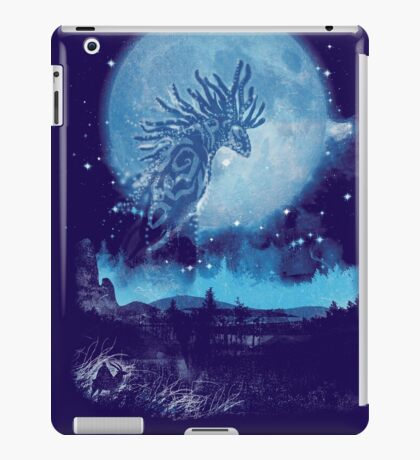night walkers iPad Case/Skin