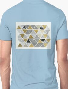 Gold Eye Geo-Linear T-Shirt