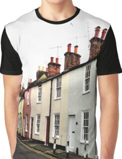 Crooked cottages Graphic T-Shirt