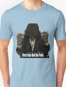 Gucci Mane Is Back With 'First Day Out Da Feds' T-Shirt