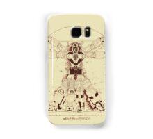Voltruvian Man Samsung Galaxy Case/Skin