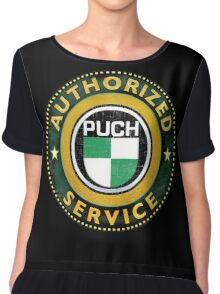 PUCH authorized service Chiffon Top