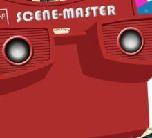 Scene Master Sticker