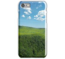 Bare Bluff Michigan iPhone Case/Skin
