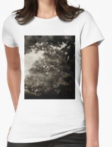 Still Water 05 Womens Fitted T-Shirt