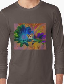 Divine visitor Long Sleeve T-Shirt