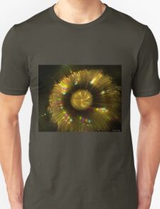 Golden magical flower T-Shirt