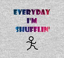 Shufflin' Mens V-Neck T-Shirt