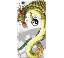 dragon spirit iPhone Case/Skin