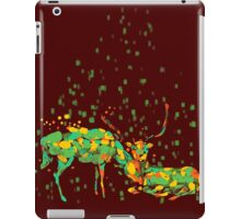 deers in disguise iPad Case/Skin