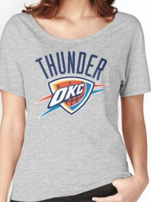 Oklahoma City Thunder Women's Relaxed Fit T-Shirt
