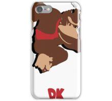 Donkey Kong - Super Smash Brothers iPhone Case/Skin