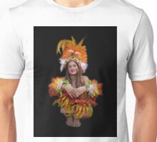 Young Girl of Boca Da Valeria Unisex T-Shirt