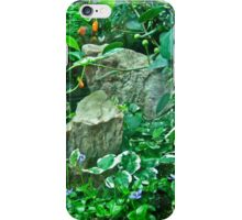 Housewarming Greeting - Fairy Landscape iPhone Case/Skin