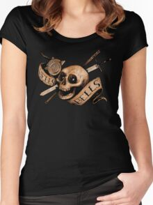 Hell's Bells Women's Fitted Scoop T-Shirt