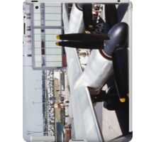 Contra-Rotating Propellers iPad Case/Skin