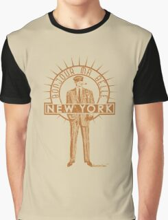 Bonjour ma belle New York by Francisco Evans ™ Graphic T-Shirt