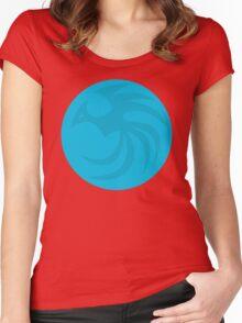DRIVE=GARUBURN Women's Fitted Scoop T-Shirt