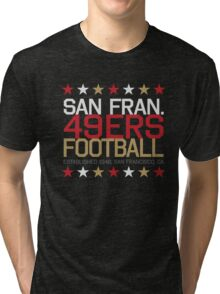 San Francisco 49ers Tri-blend T-Shirt
