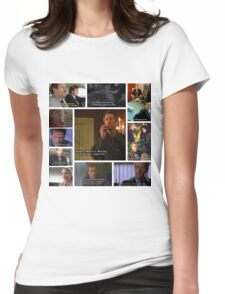 House M.D. Quotes Womens Fitted T-Shirt