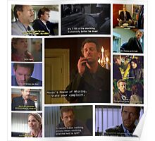 House M.D. Quotes Poster